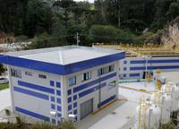 Inauguração da ETA Barigui