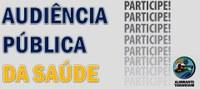 Audiência Pública da Saúde - 2º quadrimestre 2016