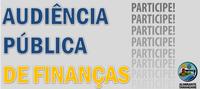 Audiência Pública de Finanças 2º quadrimestre 2016