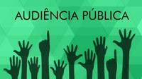 Audiência Pública da Sáude