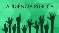 Audiência Pública de Finanças