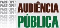 Audiência Pública de Finanças 3° quadrimestre de 2015