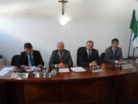 Câmara Municipal inicia trabalhos legislativos