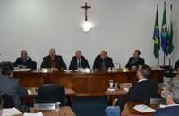 Câmara Municipal recebe Dr. Nasser Salmen